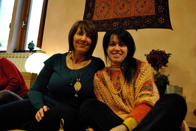 Le dottoresse Lorella Cantaluppi e Miriam Carcano conducono spesso insieme seminari e gruppi esperienziali.
